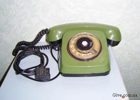 Телефонний апарат ТА-600