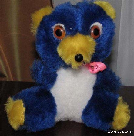 Мяка іграшка Дистрофік :)