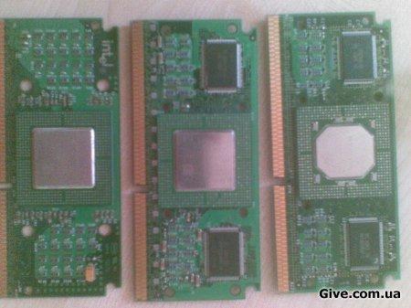 Процесори старі (slot 1)