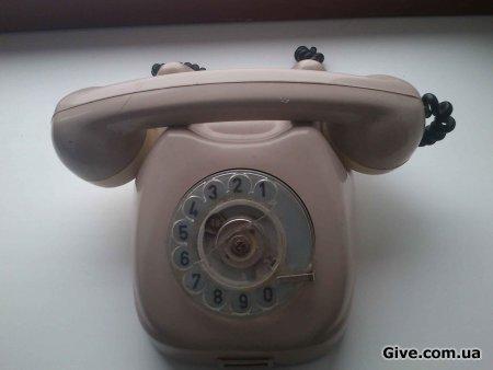 Стаціонарний телефон.