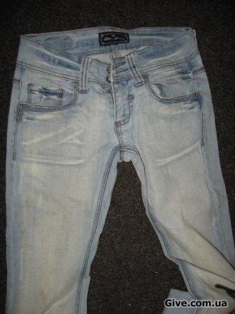 2 пары джинсов для подростка
