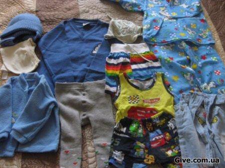 Одежда на мальчика 1-3 года