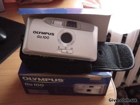 Фотоапарат на плівку