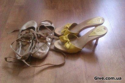 Обувь женская р 38