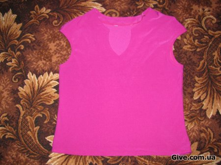 футболка женская, размер М