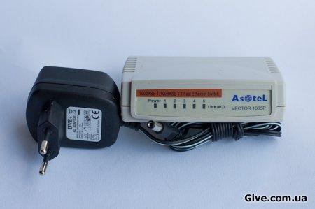 Ethernet комутатор
