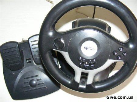 руль-симулятор