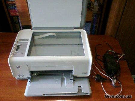 Принтер HP Photosmart C3183