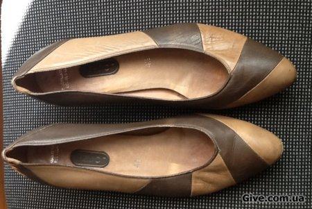 Туфлі 36,6 розмір