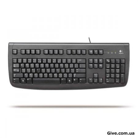 Клавиатура проводная Logitech