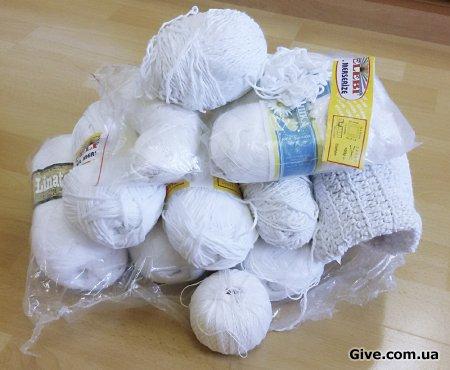 ВіВіддам нитки для плетіння
