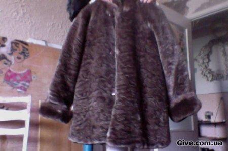 пальто и полушубок