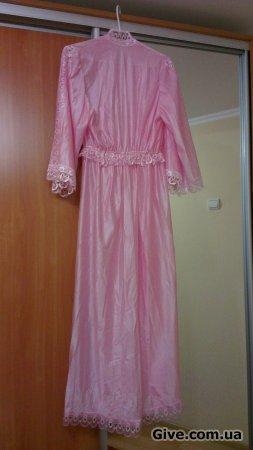 Комплект: халат и ночная сорочка