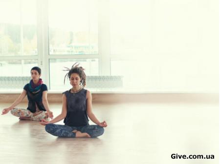 Заняття з медитації в групі