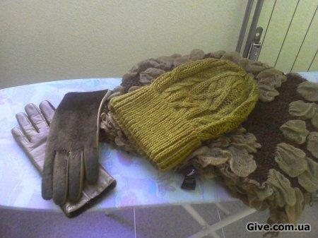 Брюки женские и свитера жен